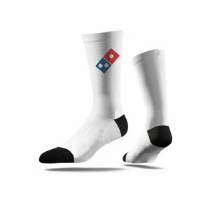 (TEMPORARILY OUT OF STOCK) - Economy One Press Crew Sock